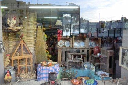Los comercios de Fraga pueden inscribirse al Concurso de Escaparatismo Fiestas del Pilar hasta el 25 de septiembre