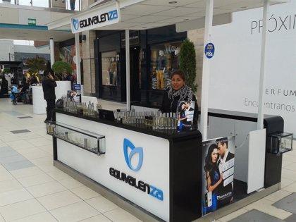 La marca de perfumes Equivalenza abre sus cuatro primeras tiendas en Perú