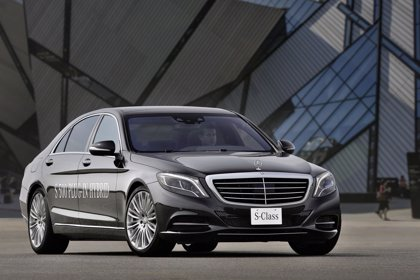 Mercedes-Benz lanzará en octubre el nuevo Clase S híbrido enchufable