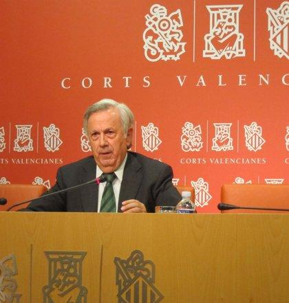 """El PP en Corts asegura que defienden """"sin tapujos la identidad valenciana frente a los complejos del tripartito"""""""