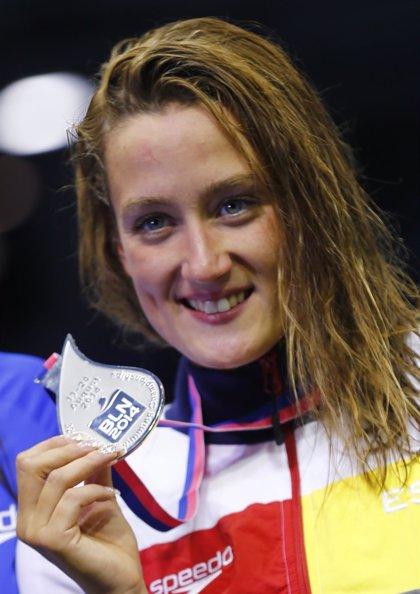 Belmonte consigue su tercera medalla