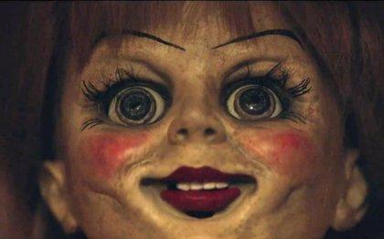 Espeluznante tráiler de Annabelle, el spin-off de Expediente Warren