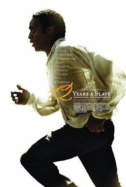 Película '12 años de esclavitud' del cineasta británico Steve Mc Queen.