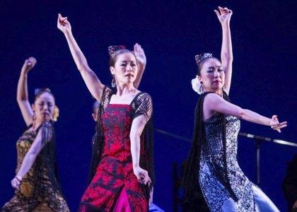 Éxito en Japón durante las pruebas de selección para el Cante de las Minas 2015