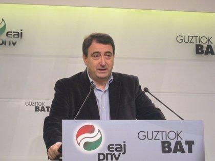 """Esteban:  """"El PNV se toma muy en serio el tema de la independencia"""""""
