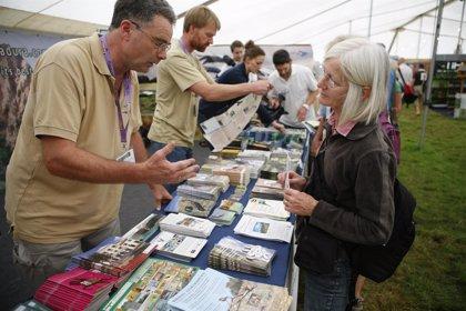 El Club Birding in Extremadura difunde sus actividades en el mayor evento de turismo ornitológico de Holanda