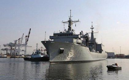 CANTABRIA.-Santander.- El Buque Cantabria de la Armada Española estará en el Mundial de Vela