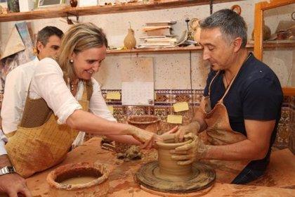 """La cerámica como ejemplo de """"artesanía viva y actual"""" en C-LM"""