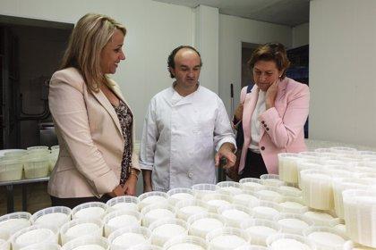 Un cántabro opta a ganar el premio al mejor queso del mundo en el World Cheese Awards'2014