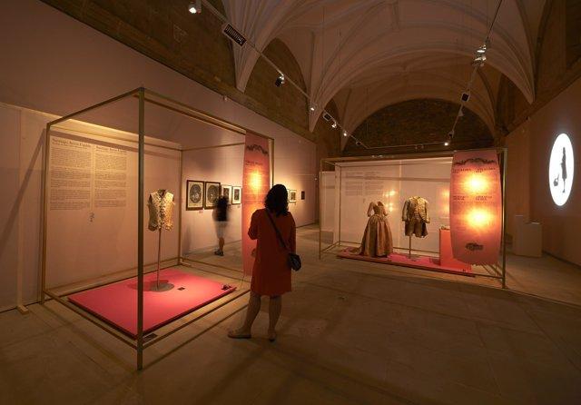 Exposición 'Frivolité' en el Museo San Telmo