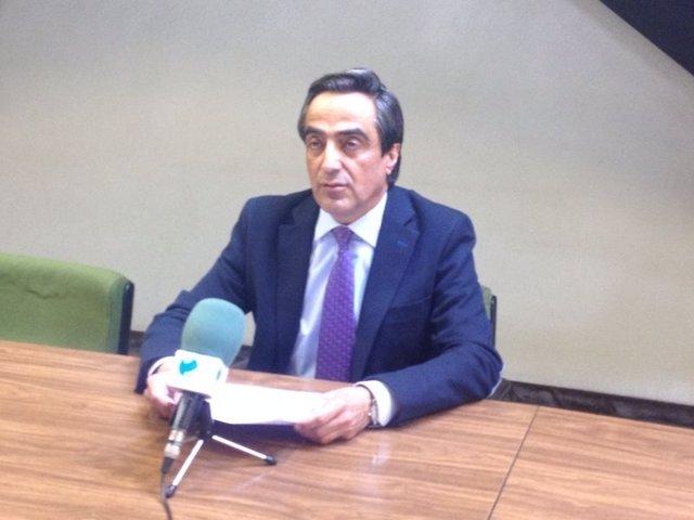 Ildefonso Calderón, exalcalde Torrelavega y diputado del PP