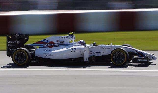 Williams Valtteri Bottas GP Austria