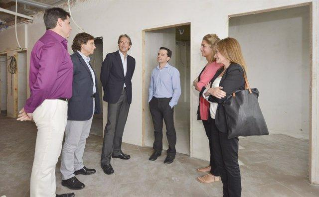 Visita obras Fundación Acorde