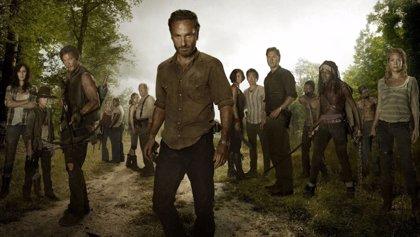 The Walking Dead arranca su quinta temporada con la mayor escena de acción