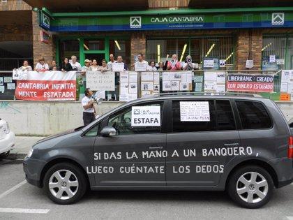Condenan a Bankia a devolver 60.000 euros de preferentes a un matrimonio de jubilados