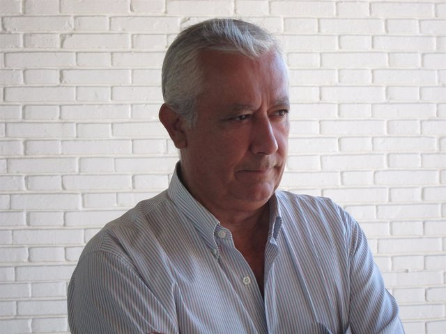 El vicesecretario de Política Autonómica y Local del PP, Javier Arenas,