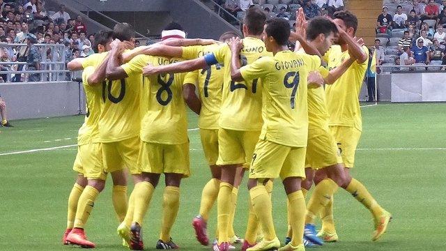 El Villarreal se saca el billete en Astana