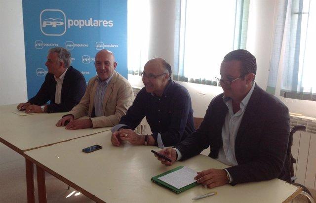 Jornada sobre Discapacidad organizada por el PP de Valladolid