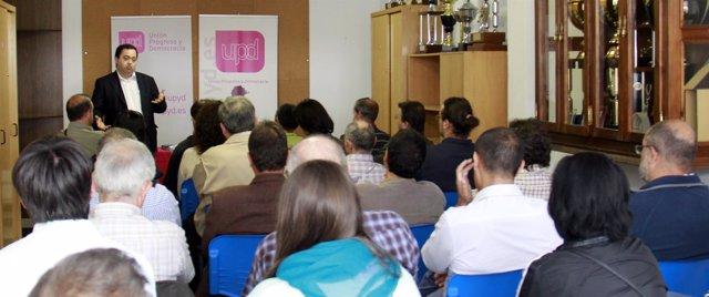 Encuentro de UPYD en la provincia de Palencia