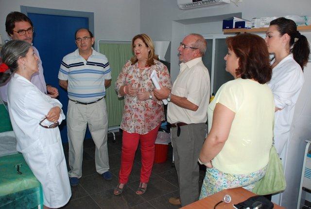 Consultorio de salud de Génove