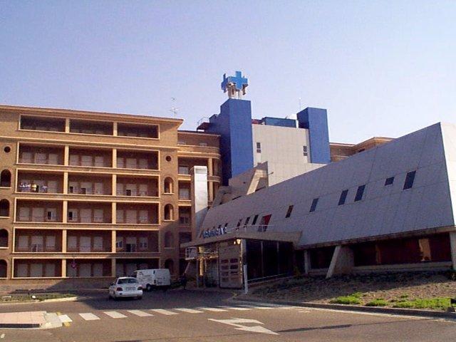 Hospital Royo Villanova De Zaragoza