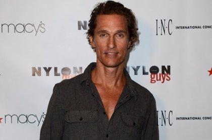 Matthew McConaughey negocia ser Randall Flagg en The Stand