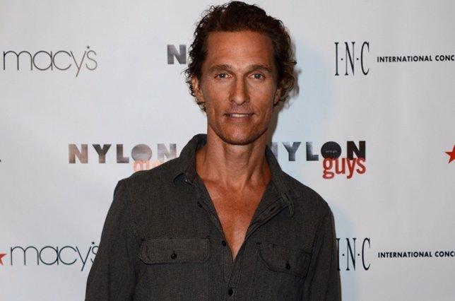 Matthew McConaughey demasiado delgado