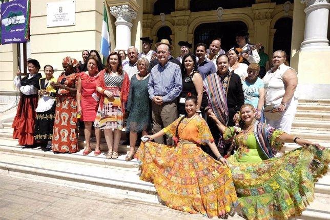 De la Torre tras hacer el balance de la Feria de Málaga 2014