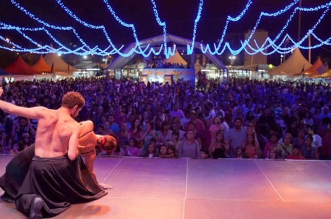 Flamenco en el Festival