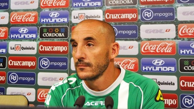 El entrenador del Córdoba, Albert Ferrer
