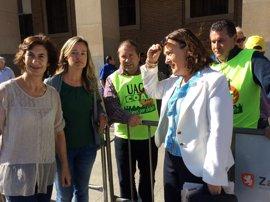 Ayala (PSOE) pide más presión de Rajoy y Rudi en Bruselas ante el veto ruso a la fruta aragonesa