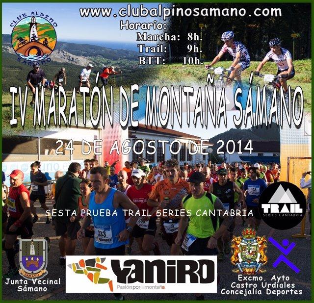 Cartel maraton