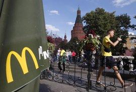 El Gobierno ruso descarta por ahora cerrar los McDonald's