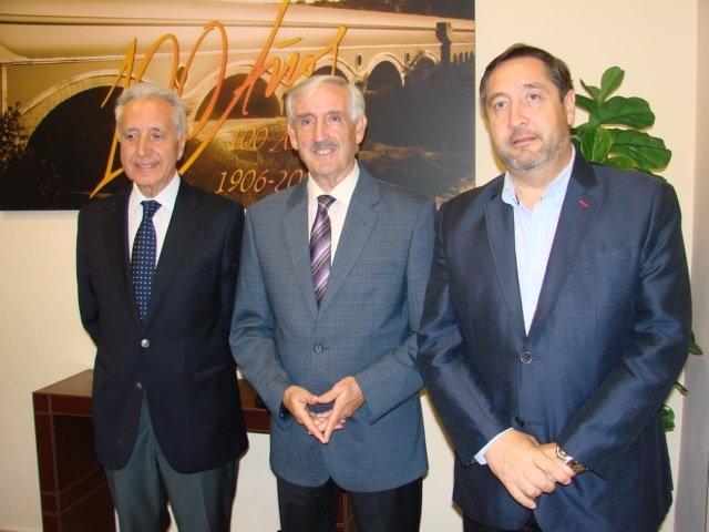 Reunión en Aragón