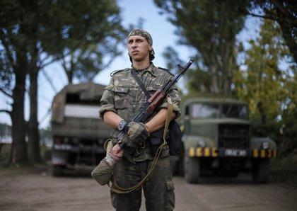 Kiev eleva a 722 los miembros de las fuerzas gubernamentales muertos en los combates en el este del país