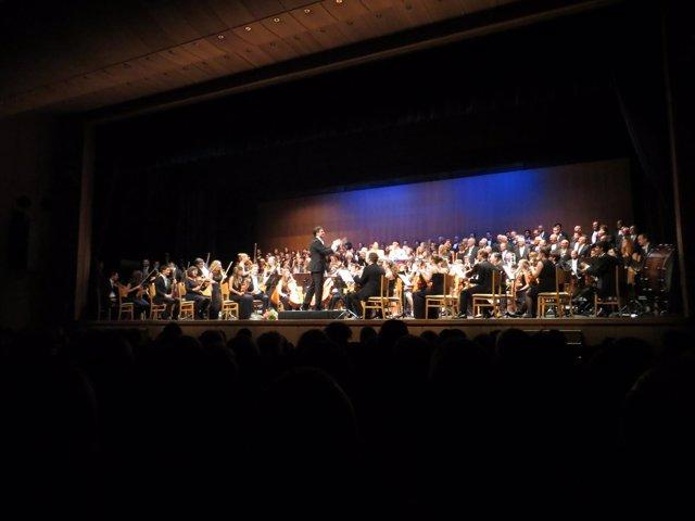 Joven Orquesta Autónoma de Cantabria (JOAC)