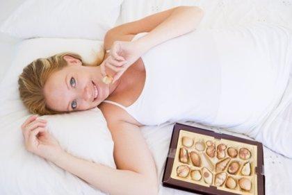 Antojos saludables durante el embarazo