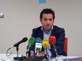 El PP vasco emplaza al PNV a decir si quiere un referéndum de independencia de Euskadi en seis meses