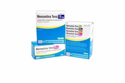 TEVA lanza 'Memantina TEVA EFG' para el tratamiento de la enfermedad de Alzheimer de moderada a grave