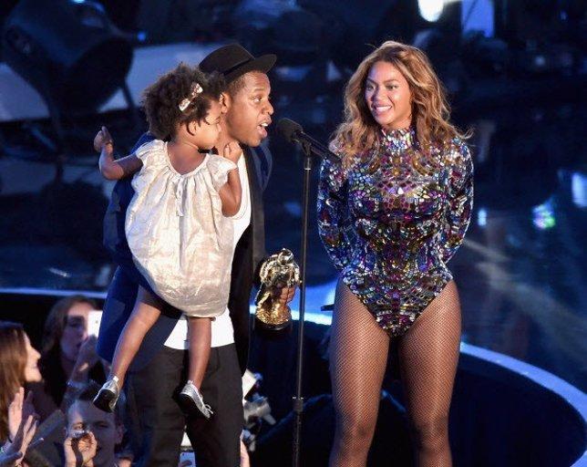Beyonce y Jay Z en los MTV VMA 2014