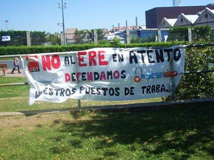 Los empleados afectados por ERE en Catalunya caen un 60,8%