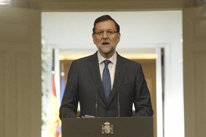 """Rajoy tacha de """"disparate"""" la consulta catalana"""