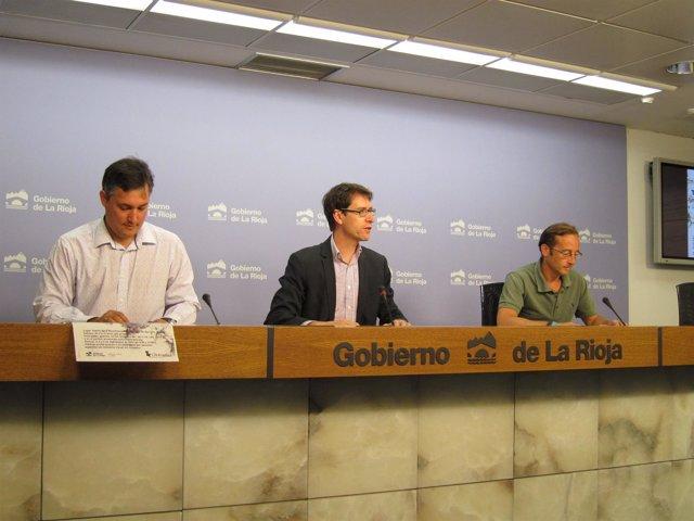 Capellán, López Garrido y Pérez Pastor presentan taller pintura mural