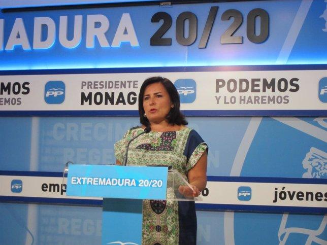 Francisca Rosa, pp Extremadura