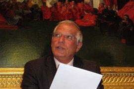 Borrell dice que no podrá ir a la Diada de Societat Civil pero respalda la iniciativa