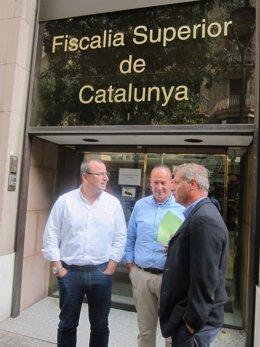 A. Villagrasa, J. Gelada, A. Fernández Díaz, PP