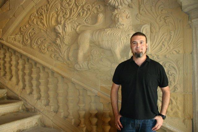 """Miguel Dávila Vargas-Machuca, director del ciclo Jueves de cine """"La Gran Guerra,"""