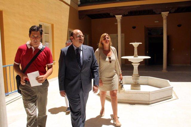 Diputación acondiciona la Escuela de Niñas Nobles como Oficina de Turismo