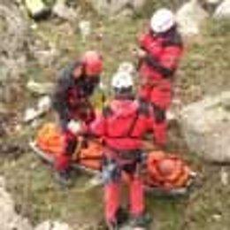 Rescate en la Sierra del Gera