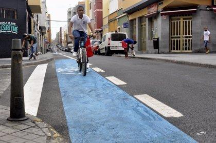 Las Palmas de Gran Canaria contará con 20 kilómetros de carriles-bici a finales de 2014
